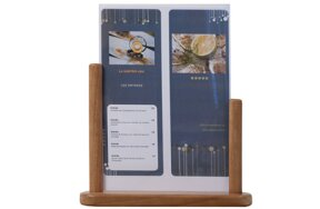 TABLE POSTER FRAME A4